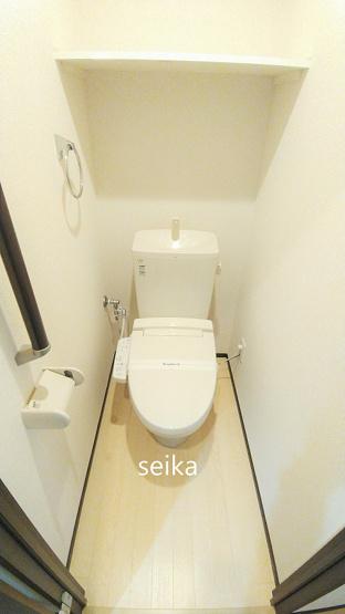 【トイレ】クレイノコルノ