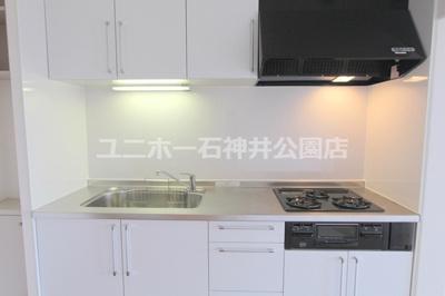 【キッチン】アルタイル平和台