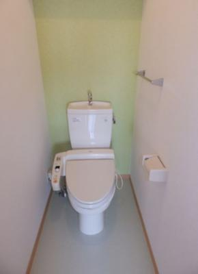 【トイレ】プラージュC棟