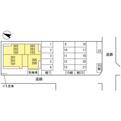 【区画図】エクセレート