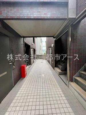 【ロビー】ファイブハイツ