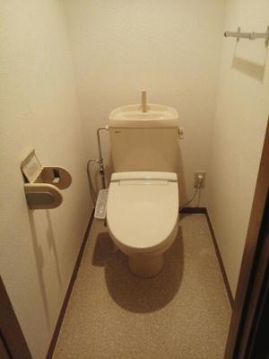 【トイレ】レフィナード吹上