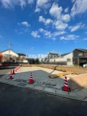 【外観】加須市川口 新築一戸建て 全1棟