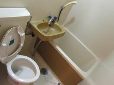 【浴室】中之町TKハイツ