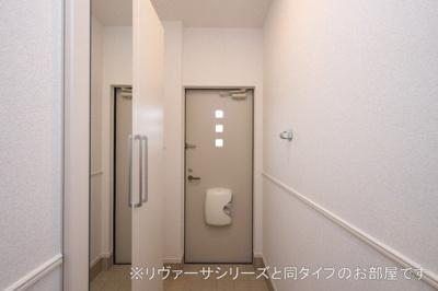 【玄関】カサブランカ Ⅲ