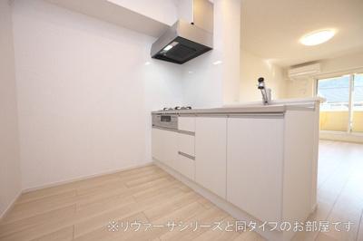 【キッチン】カサブランカ Ⅲ