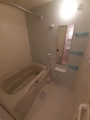 【浴室】ストーン ビレッジB
