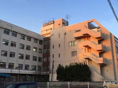 長谷川病院様まで550m