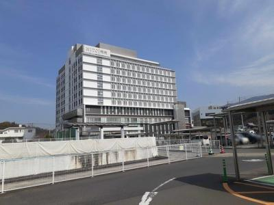 HITO病院様まで2700m
