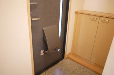 202号室の室内写真です。