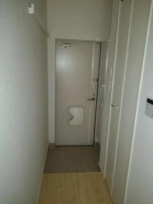 【玄関】マンテンハウス