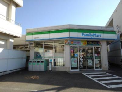 ファミリーマート三島中央店様まで110m
