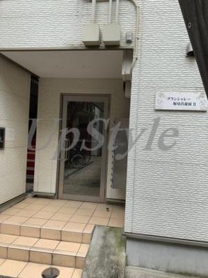 【エントランス】グランシャレー堀切菖蒲園Ⅱ