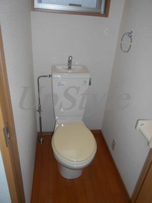 【トイレ】ヴィレ西日暮里