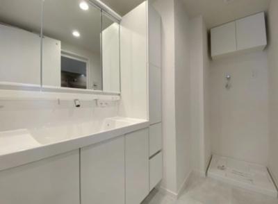 「ジェイパーク王子神谷ツインステート」の独立洗面台です。
