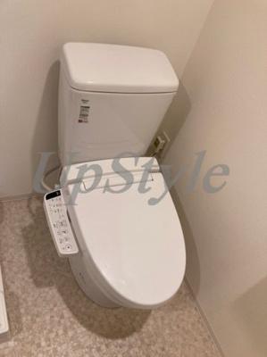 【トイレ】ベルシード西巣鴨
