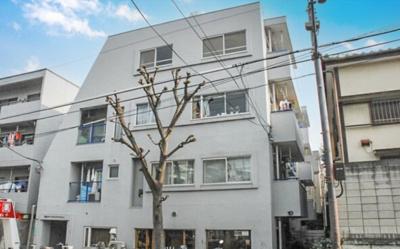 【外観】野沢ダイヤモンドマンション