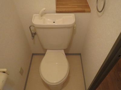 【トイレ】サンライズ三国ヶ丘