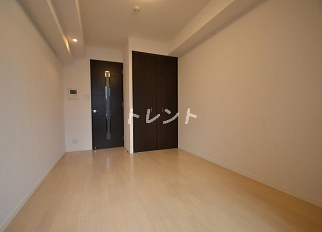 【寝室】ファーストリアルタワー新宿