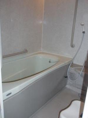 【浴室】レジデンス西麻布