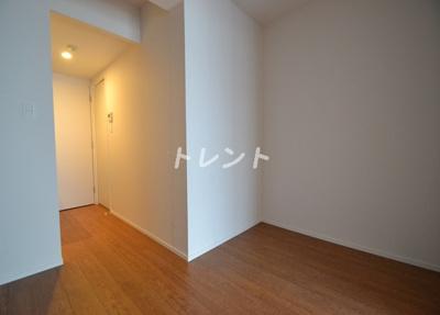 【居間・リビング】ハーモニーレジデンス新宿四谷