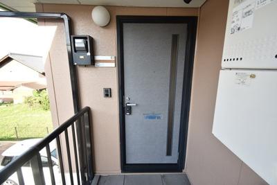 【玄関】渋川市石原 渋川駅 2階 2LDK