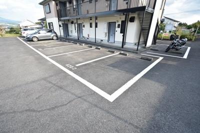 【駐車場】渋川市石原 渋川駅 2階 2LDK