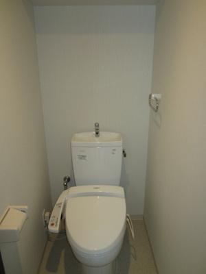 【トイレ】クレールもず
