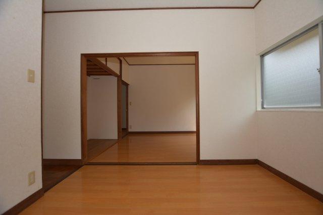 【洋室】夏吉戸建て