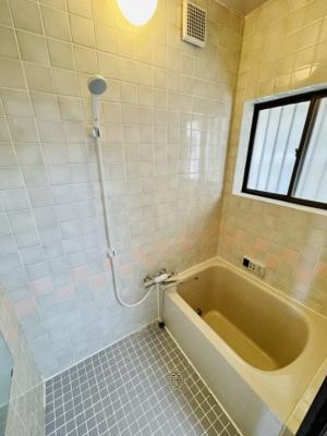 【浴室】美原区大饗 中古戸建