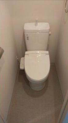 【トイレ】グランジット月島