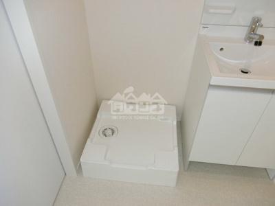 室内洗濯機置場・メゾンラール