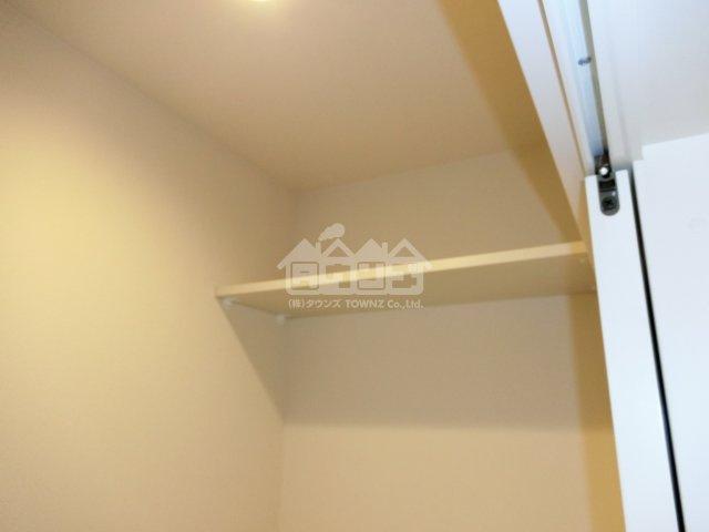 トイレの上棚・メゾンラール