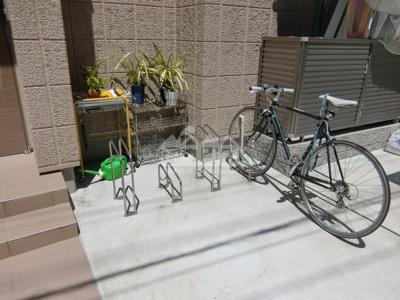 駐輪ラック・メゾンラール
