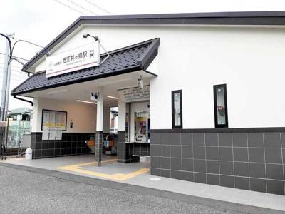 山陽電車西江井ヶ島駅まで750m