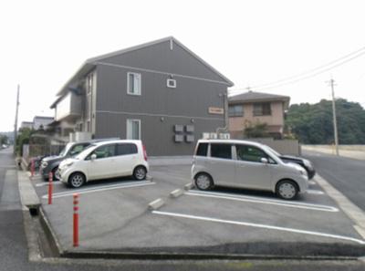 【駐車場】ラコスタ
