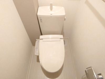 【トイレ】ラコスタ