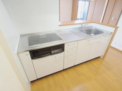 【キッチン】ヴィラージュ緑井