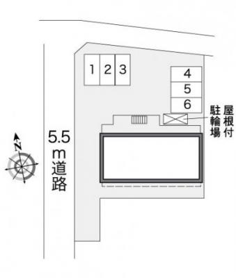【その他】レオパレスグリーンタカタⅡ