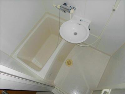 【浴室】レオパレスMAモール