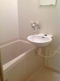 浴室乾燥付きです♪