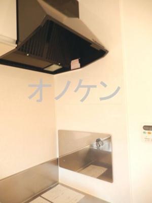 【キッチン】リトリートS