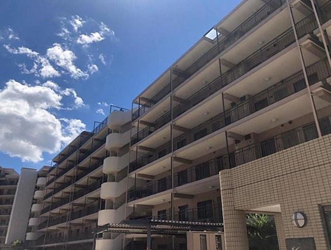平成5年2月築、外壁タイル貼り~大切なペットと暮らせるマンション