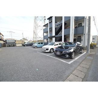 【駐車場】陽だまりハイツ2000 A