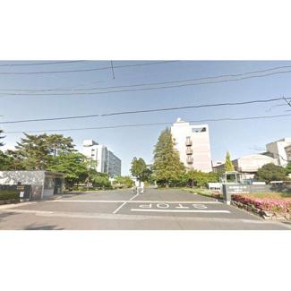 大学1「国立宇都宮大学工学部まで430m」