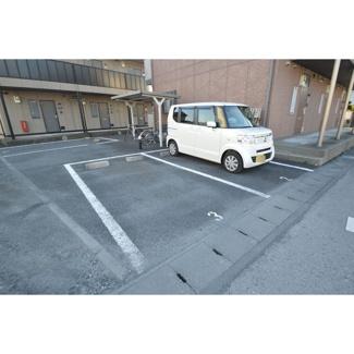 【駐車場】ア・ビヤント