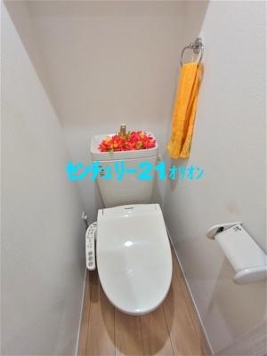 【トイレ】ソフィア・ハミング
