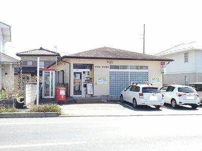 敷島島上条郵便局まで700m