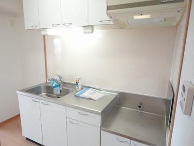 【キッチン】エクセレント甲府