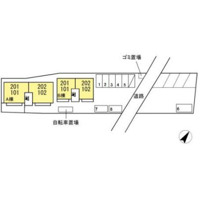 【区画図】エントピア古本B